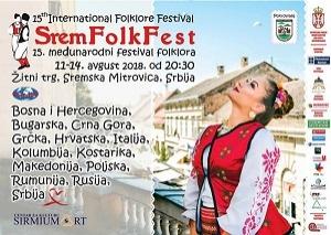 SREM FOLK FEST