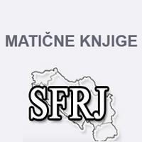 MATIČNE KNJIGE SFRJ