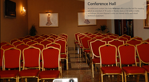 Hotel Millenium Palace Bitola Conference Hall