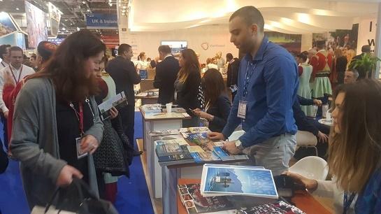 Turistička organizacija Tivta na berzi World Travel Market 2018 u Londonu