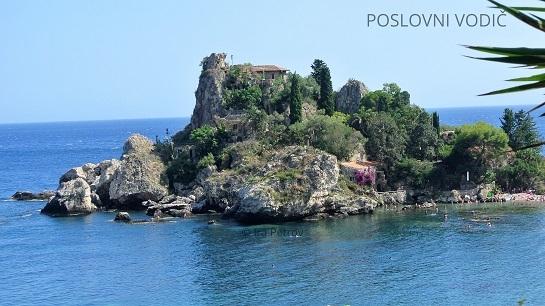 Plaže na istoku Sicilije