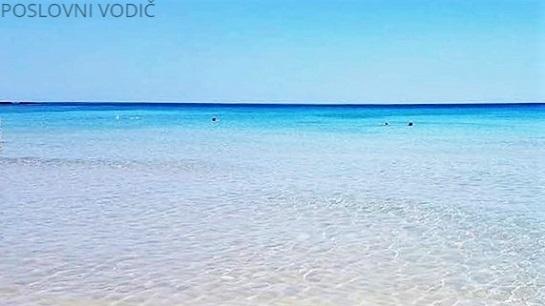 Plaže na zapadu Sicilije