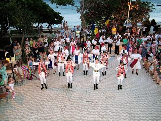 Međunarodni folklorni festival u Petrovcu