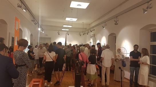 Otvorena izložba Salona