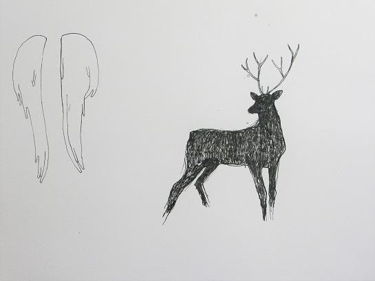 Otvaranje izložbe crteža Maje Veličković u Petrovcu