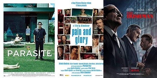 Filmovi koji bi mogli da se nađu u trci za Oskara 2020