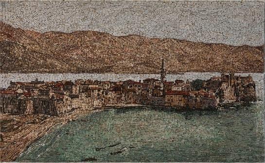 Izložba mozaika Jovana Pake Kentere u Petrovcu