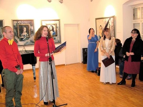 Otvorena izložba umjetnika Tiha Vujovića u Budvi