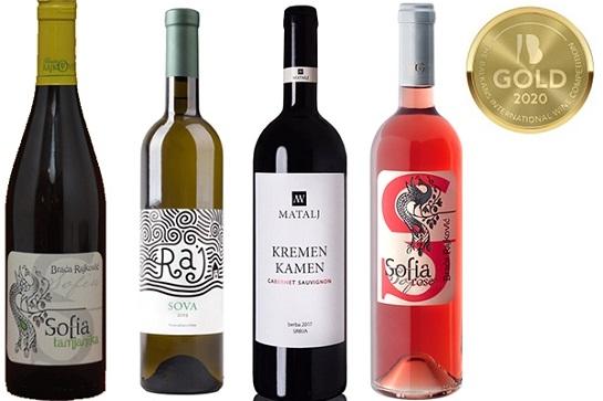 Srpska vina osvojila mnogobrojne medalje na Balkanskom šampionatu BIWC 2020