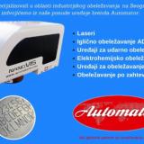 Uređaji za industrijsko obeležavanje akcija