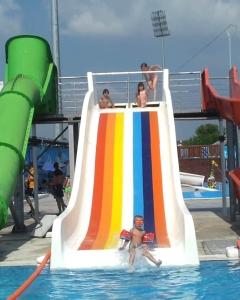 Akcija za smeštaj i kupanje u Aqua parku Jagodina