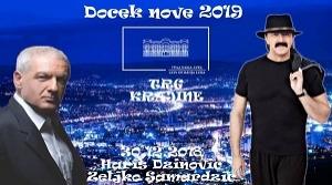 DOČEK NOVE GODINE 2019 BANJA LUKA
