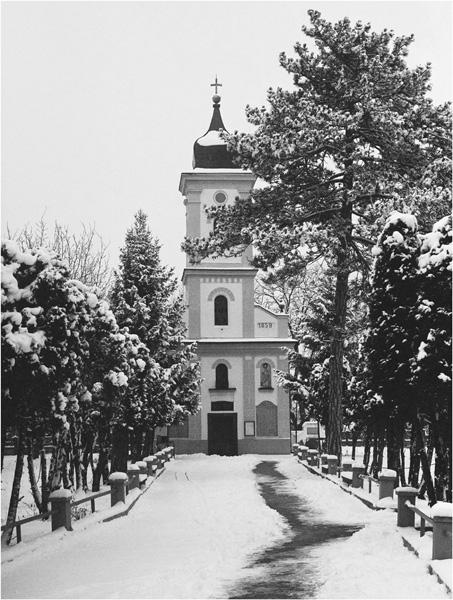 Opština Varvarin Crkva Sv Bogorodice sa grobnicom kneza Milete Radojkovića
