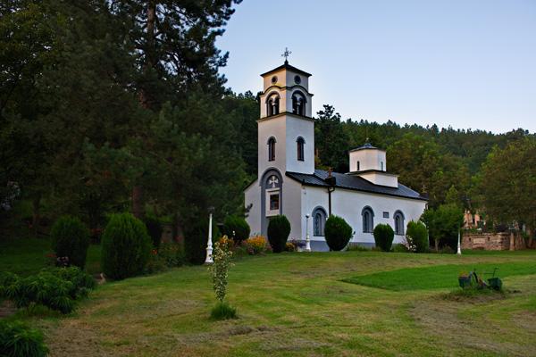 Opština Varvarin Crkva Sv Bogorodice, zadužbina Miloša Obrenovića