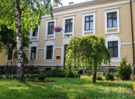 Zgrada opštine Vladimirci