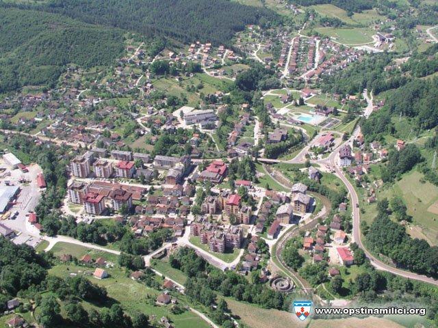 Opština Milići Republika Srpska srednje Podrinje