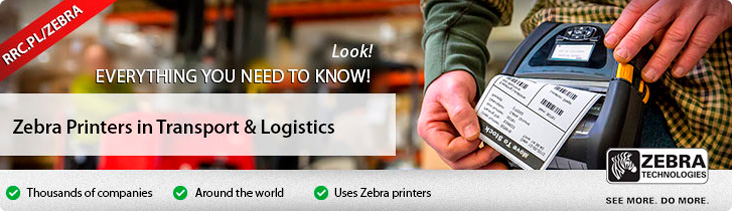 RRC Serbia Zebra printers in transport and logistics