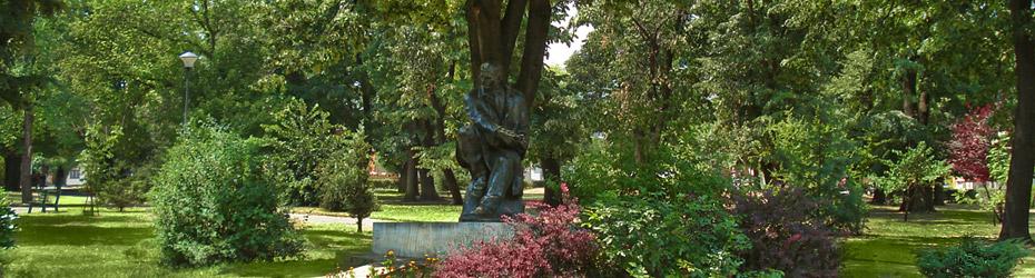 spomenik_bori_stankovicu_gradski_park_vranje
