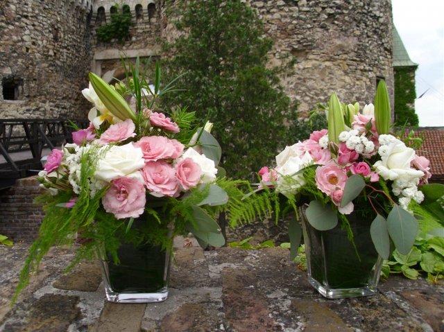 Cvećara Slađa S Cvetni arnžmani za svadbe, rođendane, proslave