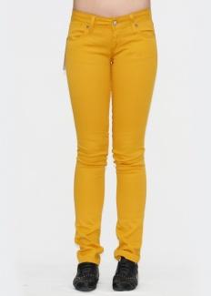 Brug Jeans Ženski jeans žuti