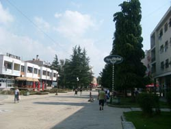Opština Bujanovac Šetalište u Bujanovcu