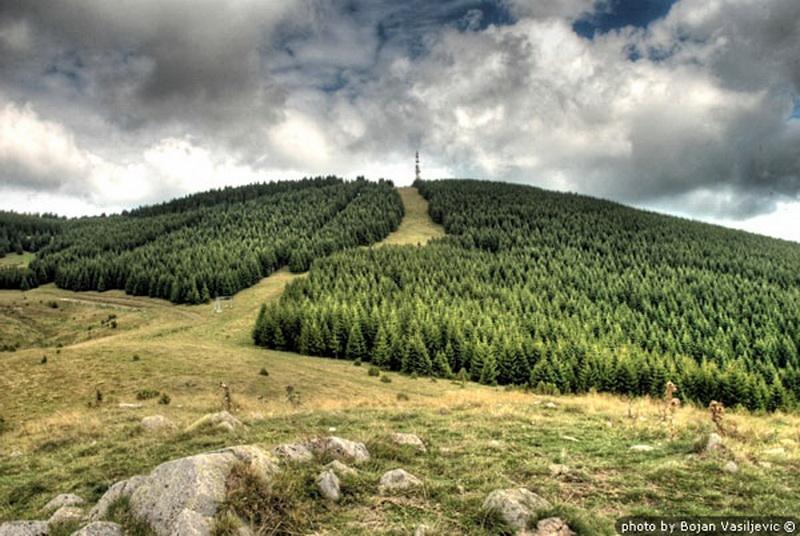 Opština Ivanjica park prirode Golija