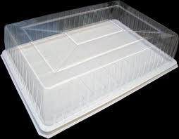 Minka doo Krusevac Plasticna kutija za tortu