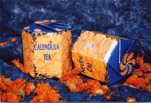 Neven Rudo Čaj Nevena, Calendula Tea