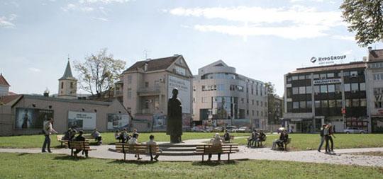 Grad Banja Luka univerzitetski, privredni, finansijski, politički i administrativni centar Republike Srpske