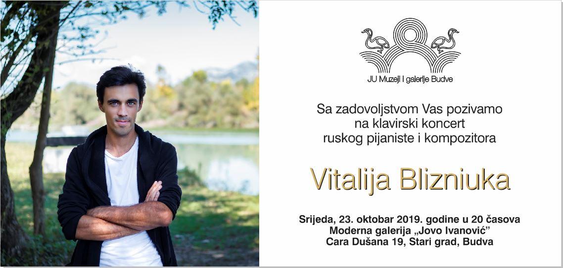 Pozivnica Vitalij Blizniuk