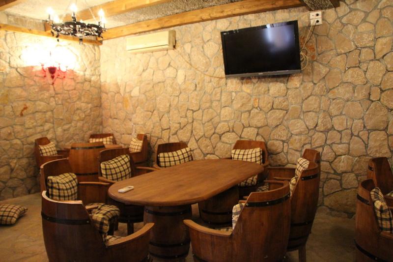 Apartmani vinarije Milović Ulcinj