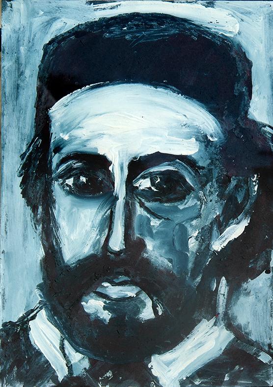 portret_petar_petrovic_njegos_rajna_krulj