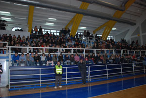 Opština Bujanovac Sportski centar Mladost u Bujanovcu