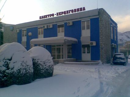 Elektro-Hercegovina ad Trebinje Distribucija električne energije