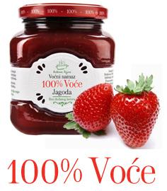 Foodland doo Bakina tajna Light džem od jagode