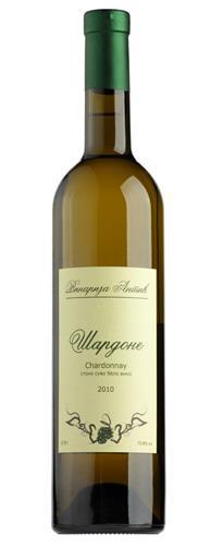 Vinarija Antić Orahovac belo vino Šardone, white wine
