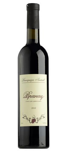 Vinarija Antić Orahovac crveno vino Vranac, red wine