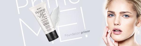 Kozmetika Aura Prime me baza za šminku