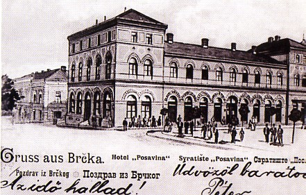 gradska_vijecnica_na_staroj_razglednici