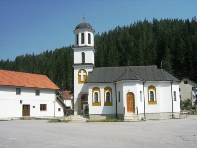 Opština Han Pijesak Manastir Pjenovac