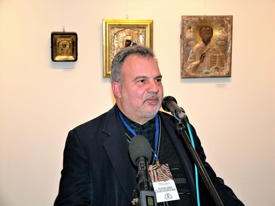 dr Aleksandar Valerevic Kolcov, profesor Svetotihonovskog Univerziteta iz Moskve