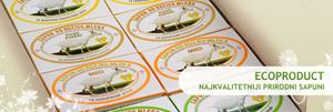 Eco Product prirodni sapuni od kozjeg mleka