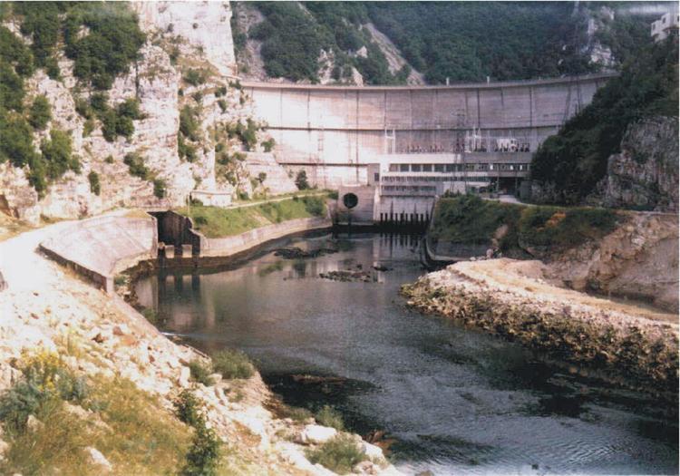 Hidroelektrane na Vrbasu ad Proizvodnja električne energije