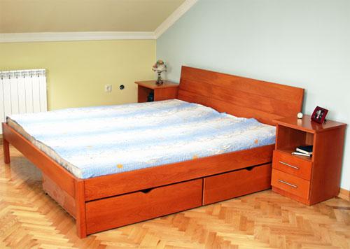 Salon nameštaja Fine Line Beograd Bračni krevet