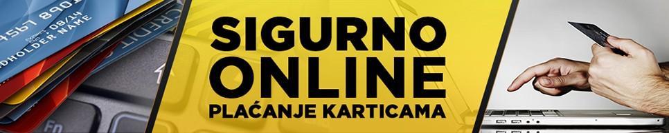 Gigatron Sigurno online plaćanje karticama