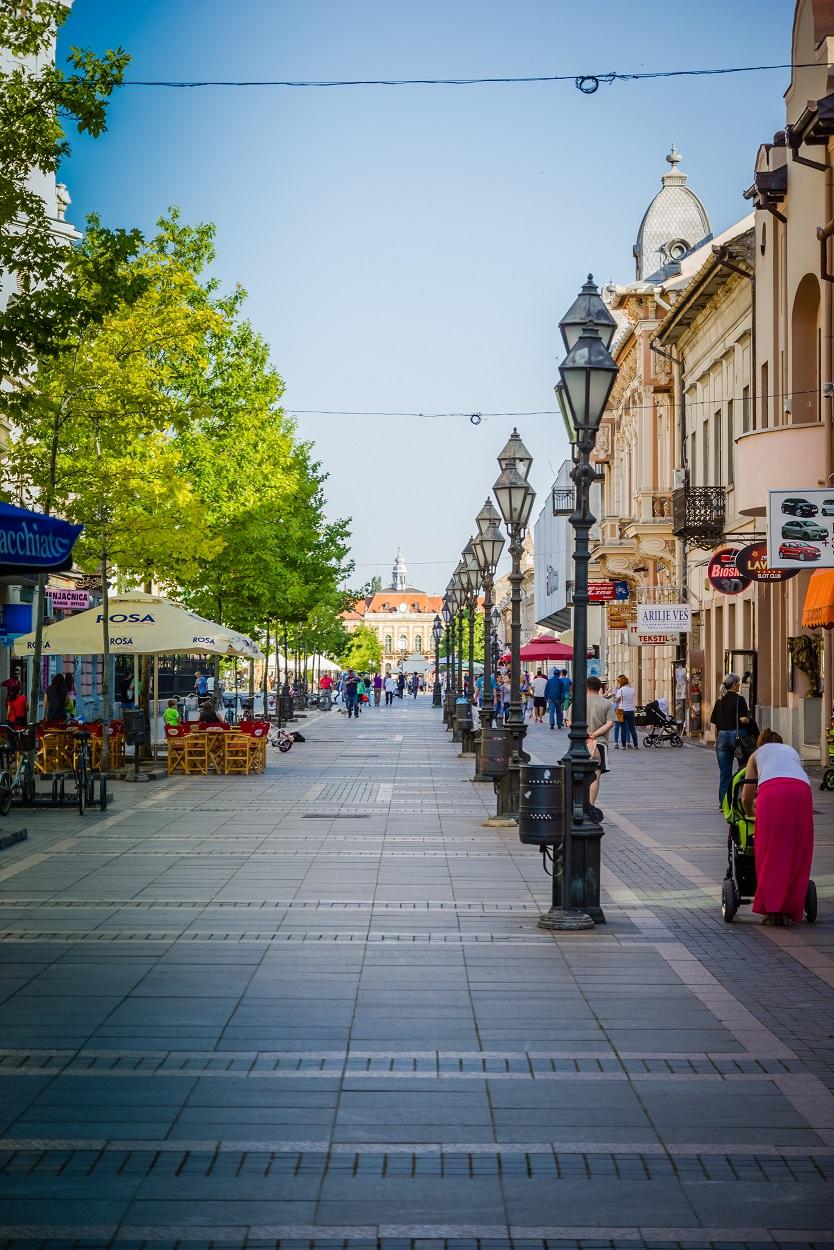 glavna-ulica-kralja-petra-I-sombor