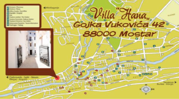 hotel_hana_mostar_mapa