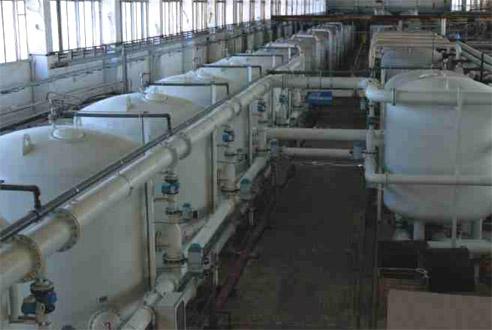 Chriwa doo Obrada vode iz reka za hemijsku industriju