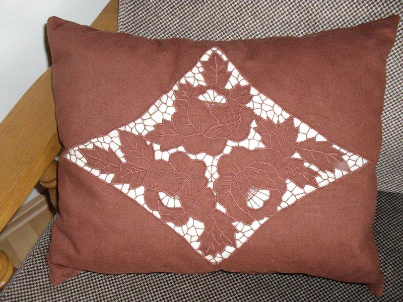 Kreativa kućna radinost jastuk