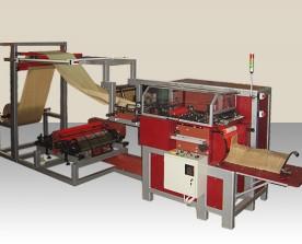Jugo-Natron mašina za papirne kese MPK 24